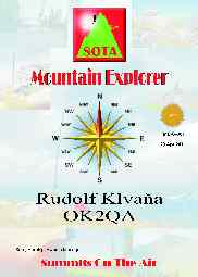 Mountain Explorer Certificate